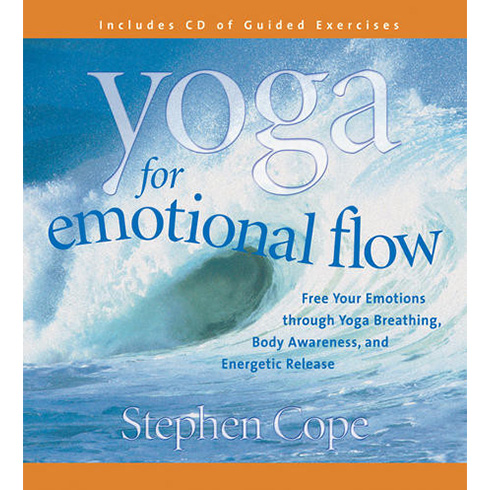 Yoga for Emotional Flow Free Your Emotions through Yoga Breathing, Body Awareness, and Energetic Release CD Cover