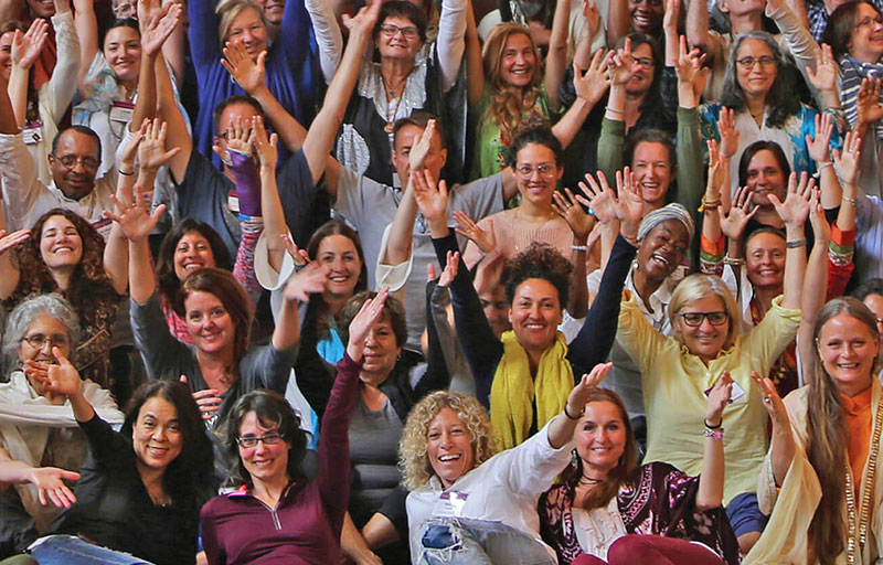 Kripalu's 28th Annual Yoga Teachers Conference