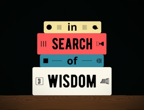 In Search Of Wisdom Podcast: Stephen Cope on The Great Work of Your Life